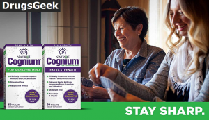 Cognium Tablets Side Effects