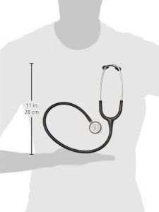 The Best Pediatric Stethoscope by Littmann LIGHTWEIGHT II 2. 3M THE BEST PEDIATRIC STETHOSCOPE BY LITTMANN