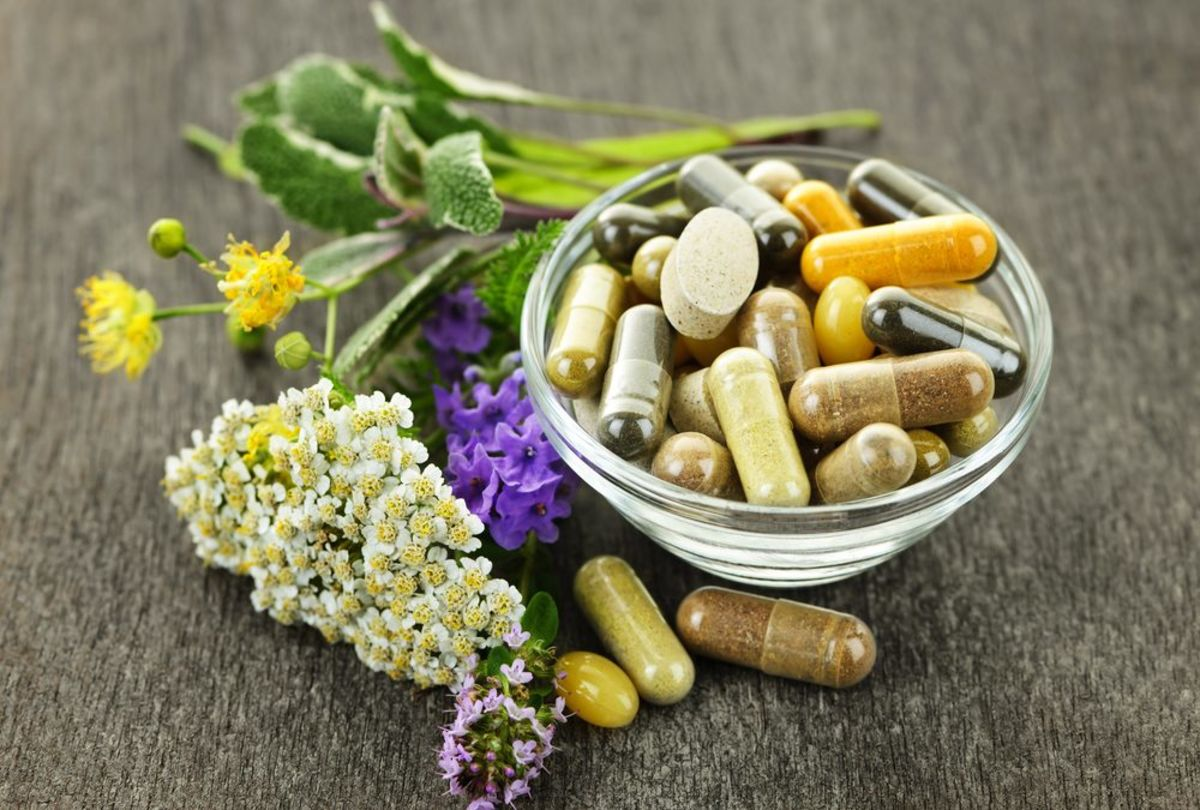 Treat anxiety sleep disorder with vitamins
