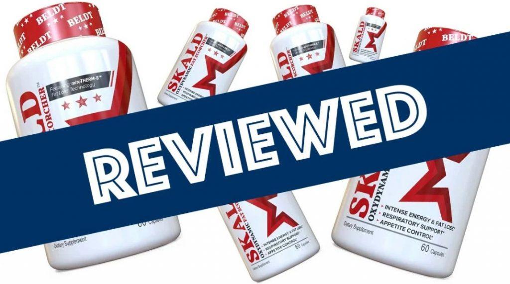 Skald Oxydynamic Fat Scorcher Reviews